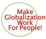 Make Globalization Work for People logo160